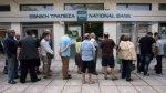 Grecia: bancos cerrarán 6 días y se podrá sacar 60 euros al día - Noticias de comisión por flujo