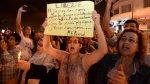 """""""Llevar vestido no es delito"""", claman las mujeres en Marruecos - Noticias de violencia contra la mujer"""