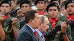 Putin ofreció apoyo a Venezuela en caso de guerra con Colombia - Noticias de pepe mujica