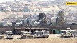 Ventanilla sufre alta contaminación por plomo - Noticias de gerente regional de salud