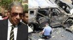 Fiscal general de Egipto muere tras atentado con bomba - Noticias de asesinato
