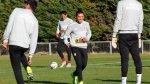 Selección peruana entrenó hoy táctica fija para ganarle a Chile - Noticias de punto fijo