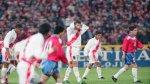 Perú vs. Chile: la fea historia de 1997 y la hostilidad chilena - Noticias de julio cesar balerio