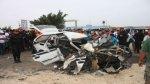 Piura: choque entre autos deja tres muertos y siete heridos - Noticias de accidente de carretera