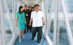 Kim Jong-un ejecutó al diseñador del aeropuerto de Pyongyang