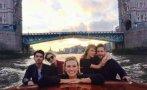 Instagram: Taylor Swift, Calvin Harris y Joe Jonas de paseo