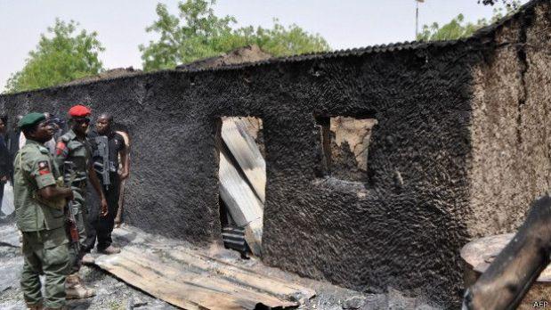 Boko Haram empezó una campaña militar para imponer el régimen islámico en el norte de Nigeria en 2009.