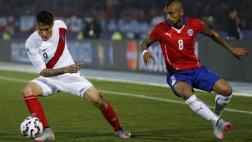 Perú perdió de pie 2-1 ante Chile y peleará por tercer lugar