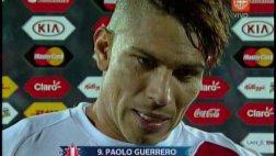 "Paolo Guerrero: ""Once contra once hubiera sido distinto"""