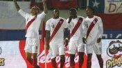 Perú cayó de pie 2-1 ante Chile y peleará por tercer lugar