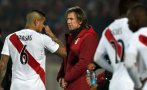 Ricardo Gareca y la derrota de Perú ante Chile: su explicación