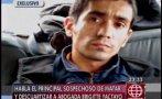Ica: confeso descuartizador de abogada ahora niega ser culpable