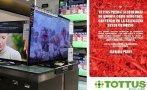 Tottus devolverá dinero pese a que la selección no ganó