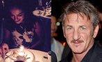 Sean Penn olvida a Charlize Theron con Mika Kelly