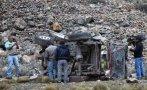 Accidentes viales: 212 personas murieron entre enero y abril