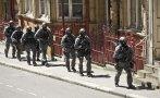 Londres se prepara así ante un eventual atentado terrorista