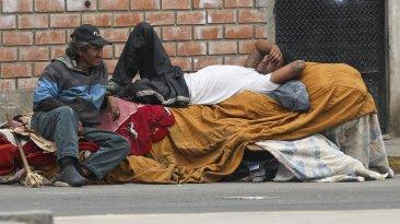 Los moradores del Centro de Lima que evitamos ver [Galería]