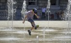 Francia, Gran Bretaña, España, en alerta por el calor