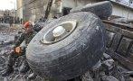 Accidente aéreo en Indonesia: Aquí murieron más de 70 personas