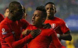 Selección peruana: Christian Cueva y su mensaje de optimismo