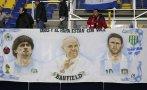 Argentina vs. Paraguay: así se vive en el estadio de Concepción