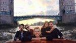 Taylor Swift, Calvin Harris y Joe Jonas de paseo en Londres - Noticias de karlie kloss