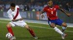 Perú perdió de pie 2-1 ante Chile y jugará por tercer lugar - Noticias de pedro