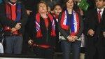 """Michelle Bachelet sobre el Perú-Chile: """"Esto es histórico"""" - Noticias de victoria"""