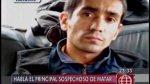 Ica: confeso descuartizador de abogada ahora niega ser culpable - Noticias de homicidio