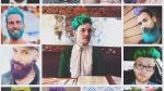 'Merman', llevar barba de colores es la nueva moda en Instagram - Noticias de modas
