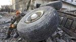 Accidente aéreo en Indonesia: Aquí murieron más de 70 personas - Noticias de accidente en chincha