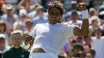 Rafael Nadal no tuvo problemas en su estreno en Wimbledon - Noticias de victoria
