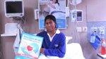 Cusco: donación de riñón salvó a joven artesana - Noticias de insuficiencia renal crónica terminal