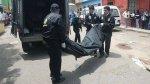 San Borja: cadáver de hombre fue hallado en canal de regadío - Noticias de prostitución infantil