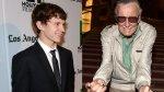 Spiderman: Stan Lee le da su visto bueno a Tom Holland - Noticias de andrew garfield