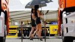 MotoGP: Las Paddock Girls se lucieron en el GP de Holanda - Noticias de victoria