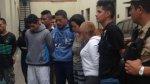 Callao: cae clan familiar con 160 municiones de guerra - Noticias de clorhidrato de cocaína