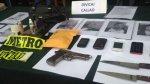 Callao: cae clan familiar con 160 municiones de guerra - Noticias de cesar arbulu
