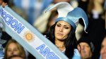 Argentina vs. Paraguay: así se vive en el estadio de Concepción - Noticias de maradona