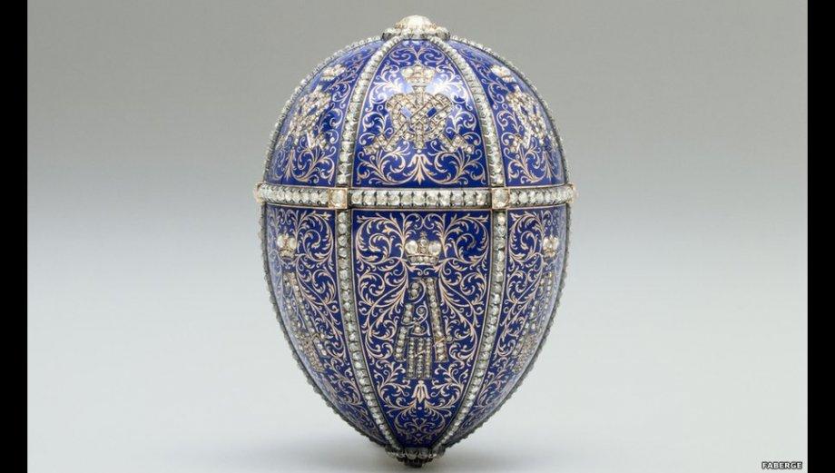 Los valiosos huevos que Fabergé fabricó para los zares de Rusia