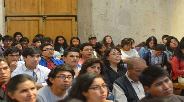 El DAAD ofrece charlas informativas. La próxima feria será probablemente en octubre en la Cámara de Comercio de Lima. (Foto:Difusión)