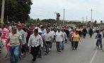 Huarmey y Aija exigen declarar en emergencia ríos contaminados