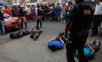 Prisión preventiva para tres policías acusados de extorsión
