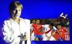 Ricardo Montaner destacó la labor de Perú en la Copa América