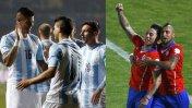 Chile vs. Argentina: fecha y hora de final de la Copa América