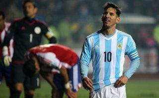 Messi: ¿se guardo goles para la final de la Copa América?