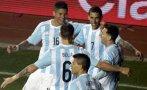 Argentina: la euforia de los festejos albicelestes (FOTOS)