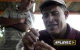 El hombre que cría y ama a los cocodrilos [VIDEO]