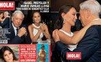 Mario Vargas Llosa viajó a Lisboa con Isabel Preysler