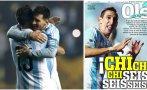 Selección argentina: ¿Qué dijo la prensa tras pase a la final?